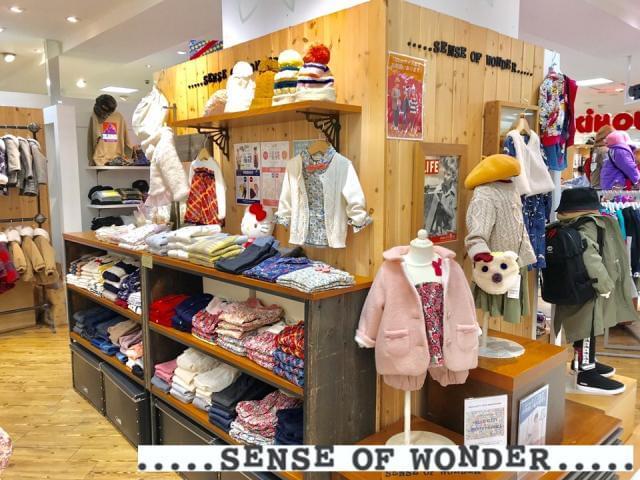 SENSE OF WONDER(センスオブワンダー) 二子玉川ライズ・ショッピングセンター店 1枚目