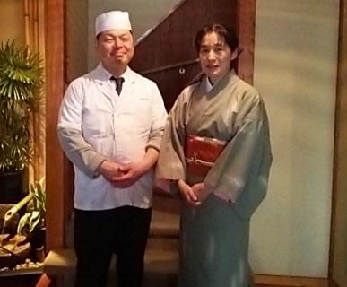 昭和28年、江戸川区に創業した『割烹なかざと』。 地域の皆様に長く親しまれている料理店です。