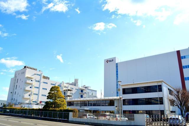 静岡工場は医療用漢方製剤の生産を開始した最初の工場で、技術と品質の基礎を築いた「マザーファクトリー」です。