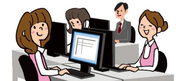 チームワーク抜群! 風通しがよく、働きやすい職場です。
