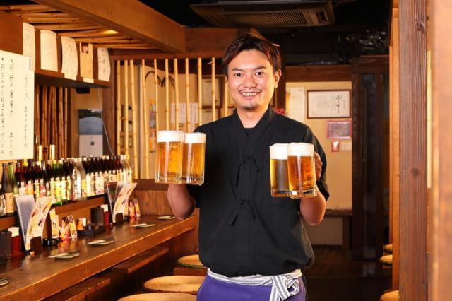 京都内で展開する45店舗で、新メンバー大募集!