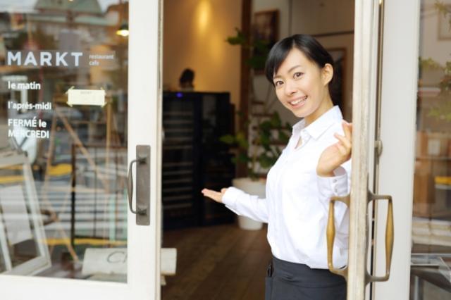 店舗ごとに異なるコンセプトで、80店舗以上を展開。サービス・マネジメント・経営と、幅広く学べます◎
