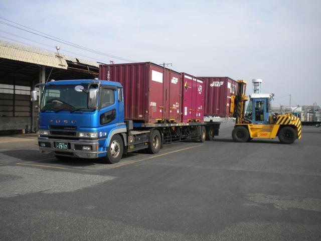 株式会社ジェイアール貨物・西日本ロジスティクス 湖山営業所
