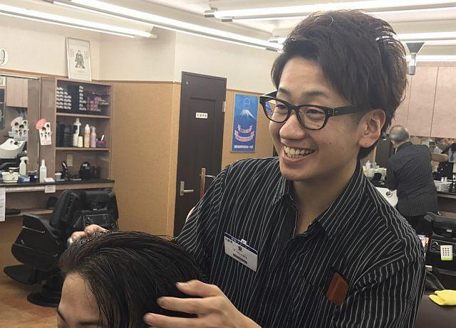 hannan Barber shop (嘉手納基地) 1枚目