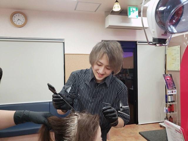 美容プラージュ 釧路桂木店