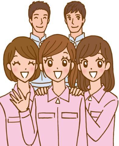 ◆勤務開始日は相談に応じます◆ ◆冷房・暖房完備!快適で清潔な職場です◆