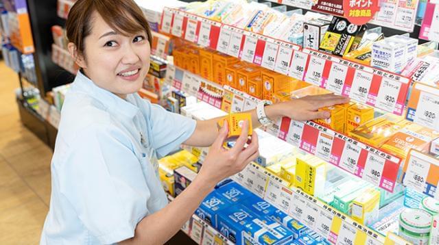 医薬品登録販売者の資格を活かして、ライフで楽しくお仕事しませんか!家事・育児などと両立しながら長期活躍が可能です。