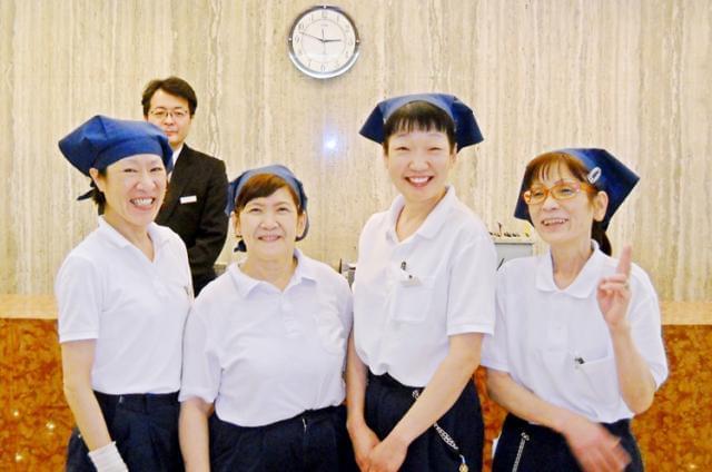 新大阪駅からの無料シャトルバス利用OK! 1日5.5Hのショート勤務です☆
