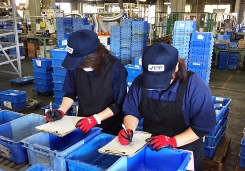 笑顔で働ける職場です!現在30代・40代の女性スタッフが活躍中!あなたも一緒に働きませんか!