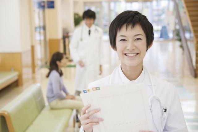 人間関係も良好な職場です。職員もみんな笑顔! その笑顔が患者様のケアにつながっています。