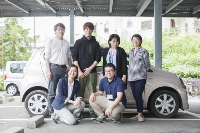 募集する勤務地は横浜市・横須賀市内の5ヶ所。好アクセスで、温かな雰囲気に包まれた職場ばかりです!