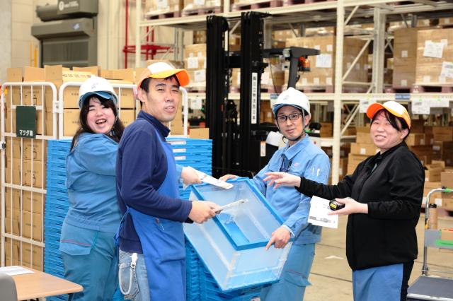 株式会社日立物流西日本 舞洲営業所