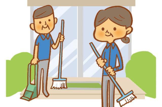 たくさんの方の役に立つ、清掃のお仕事☆ オンもオフも充実させましょう。
