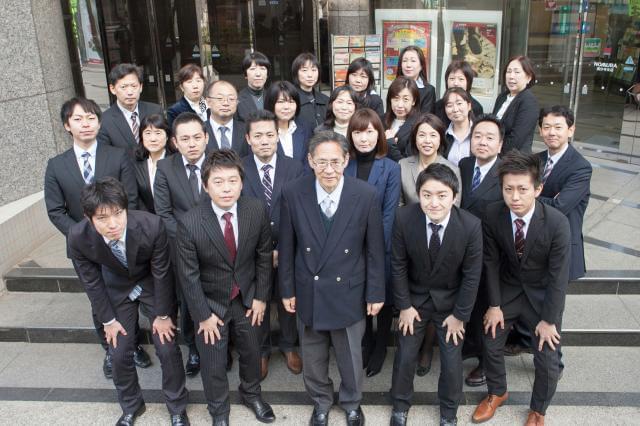 昭和63年開業の『横溝会計パートナーズ』。お客様から信頼をいただき、業績は毎年成長しています!