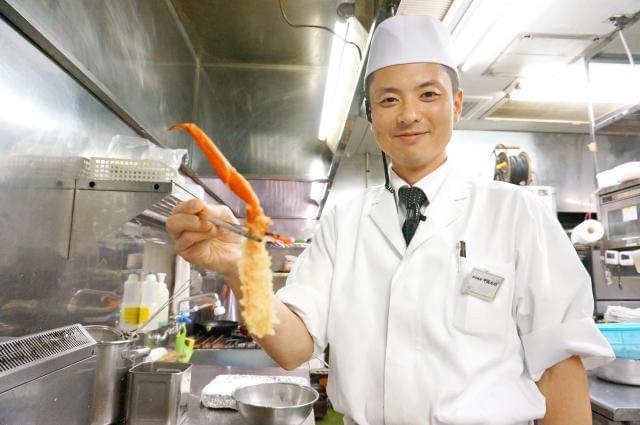 *スタッフインタビュー*【かに料理甲羅本店】副料理長 Kさん(入社5年目40代)