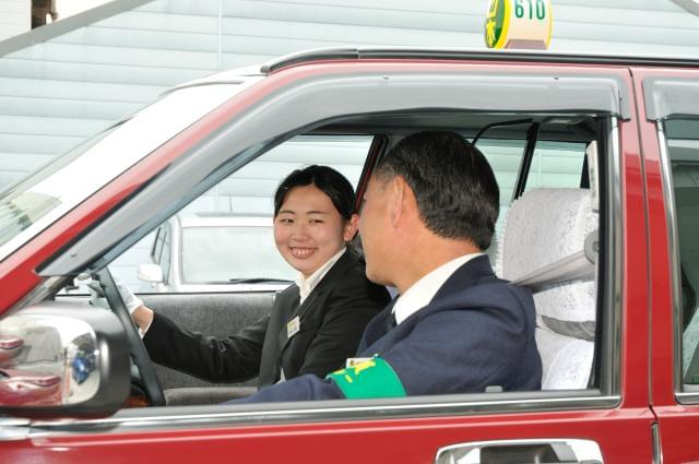 Q.[未経験]でも応募できますか? A.はい。丁寧な研修で、未経験から「稼げるドライバー」に育てます。