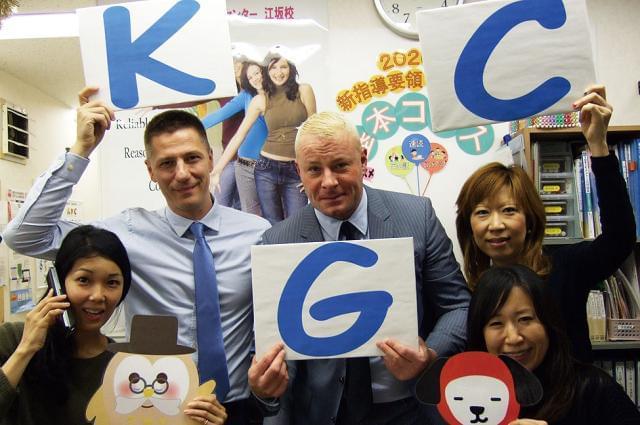 ネイティブ講師と日本語講師によるチーム指導で、 グローバルな人材を育てる語学学校です。