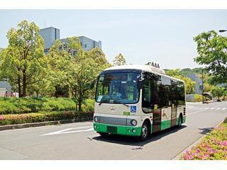 奈良交通株式会社 平城営業所