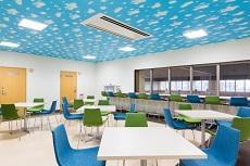 こちらは、スタッフ休憩室です!働きやすい環境を提供致します!