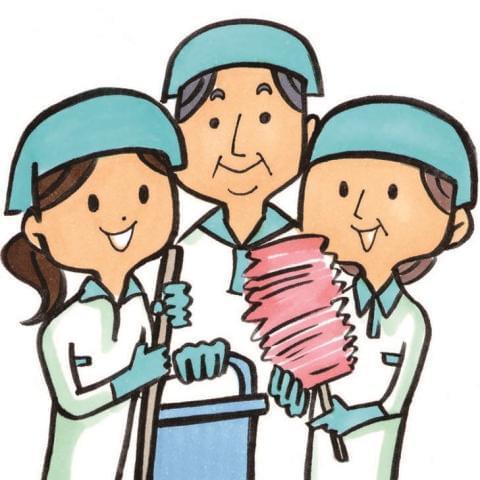 社会保険、昇給・賞与・夏期冬期特別手当など厚待遇!落ち着いて働ける環境です!