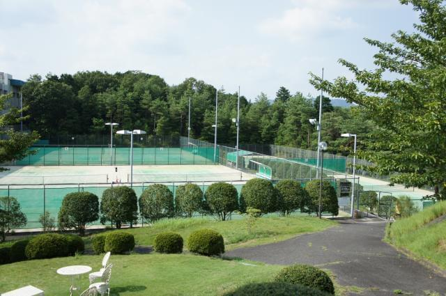 多田ハイグリーン テニス・フットサル 1枚目