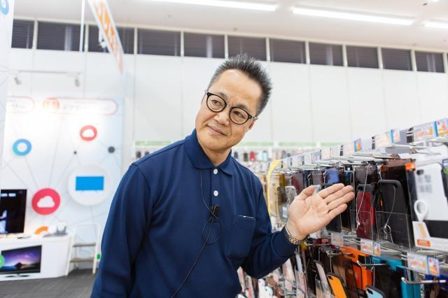 株式会社ケーズキャリアスタッフ/ケーズデンキ水戸本店