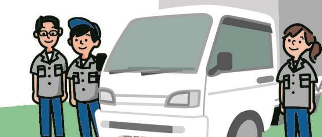 ホーメイ商工株式会社/【大野城市】ルート配送ドライバー募集!万全の福利厚生!正社員として安心して勤務できますよ