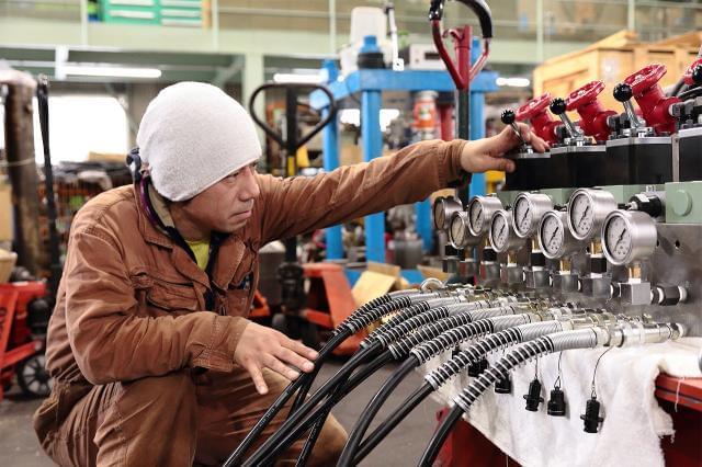 株式会社大阪油圧