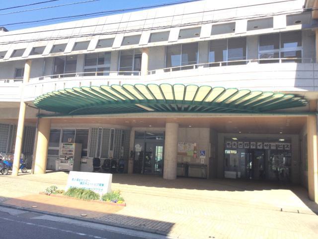 老人福祉センター 横浜市ユートピア青葉・横浜市もえぎ野地域ケアプラザ