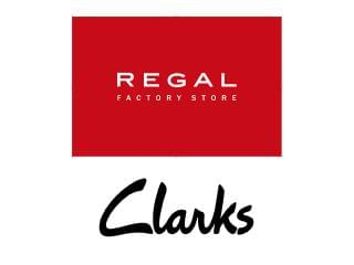 REGAL FACTORY STORE/Clarks Outlet 1枚目