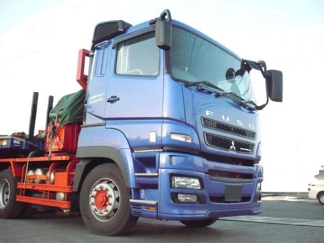 所有車両数は、設立3年目にして約60台!ピカピカのトラックがアナタの相棒です☆