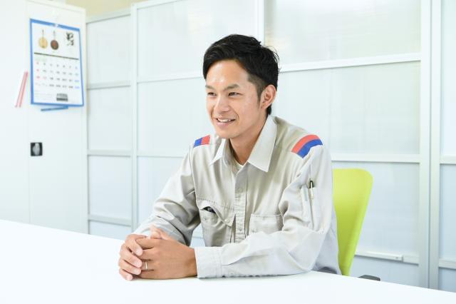 ≪スタッフインタビュー/入社3年・Kさんより≫「最初からすんなり馴染める職場でした」