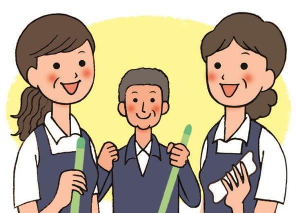 岡場駅より徒歩10分新しい施設でみんな楽しく作業しています!!