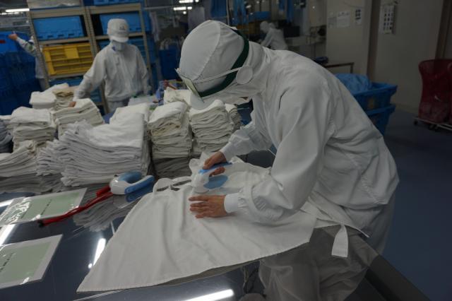 株式会社白龍堂 関東工場