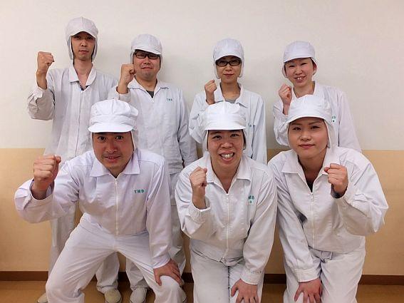 日本の食文化を支える宝ホールディングスのグループ会社! 工場見学は随時開催!職場の雰囲気を見ていただけます♪