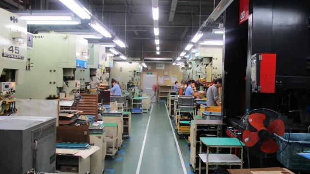 有限会社 東洋金型製作所 第1工場