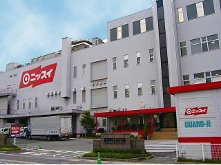 日本水産株式会社 姫路総合工場加工食品工場 1枚目