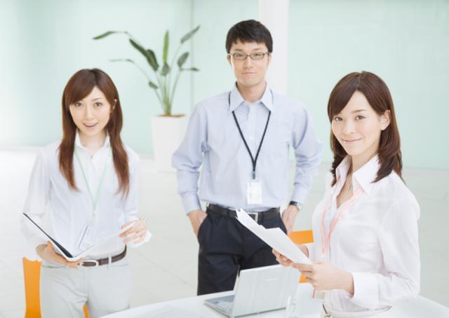 <事務>でスキルアップしたい方にオススメ! OJTで先輩社員が一から丁寧に教えます。