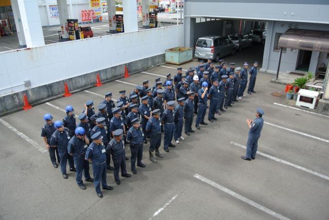 日本連合警備株式会社