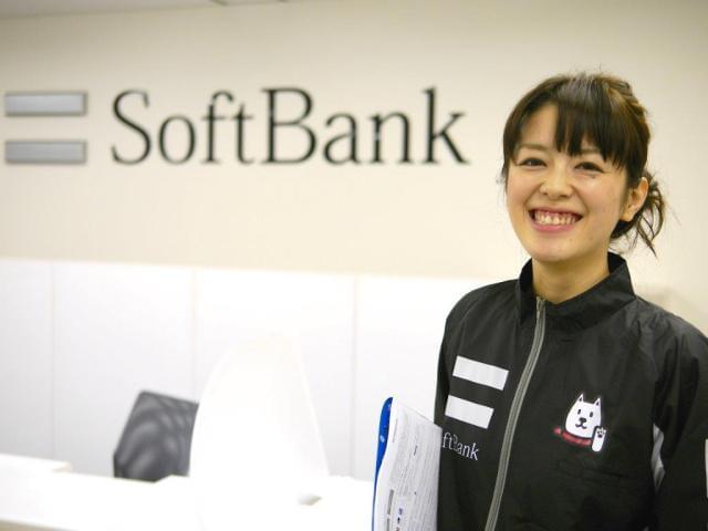 ソフトバンクの直接雇用です。 希望の勤務地で働けます!正社員登用制度有!