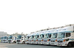 安全運行の徹底や、運行の効率化にも真剣に取り組んでいます。