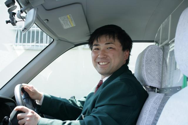 タクシー未経験から入社した石井乗務員・34歳【タクシー歴2年】