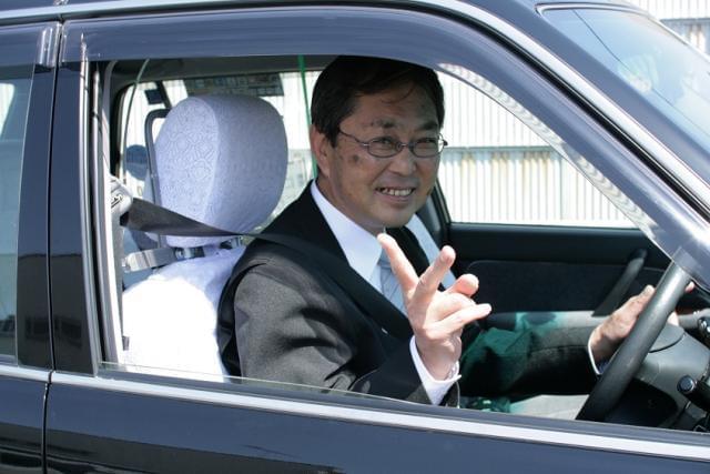 高橋乗務員・56歳【タクシー歴5年】「契約先にTV局も。女性アナウンサーが乗車された時は特に嬉しいです」