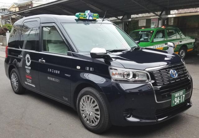 新型JAPANタクシー続々導入!!AIナビ搭載で未経験の方でもしっかり稼げます!!