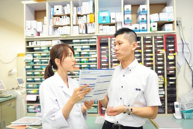 地域の皆様から選ばれる薬局をもっと増やそうと、さらなる出店予定もあります!