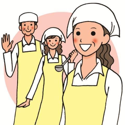 幼稚園で調理のお仕事です♪