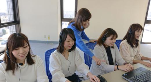株式会社ベルーナコミュニケーションズ 岩槻コールセンター