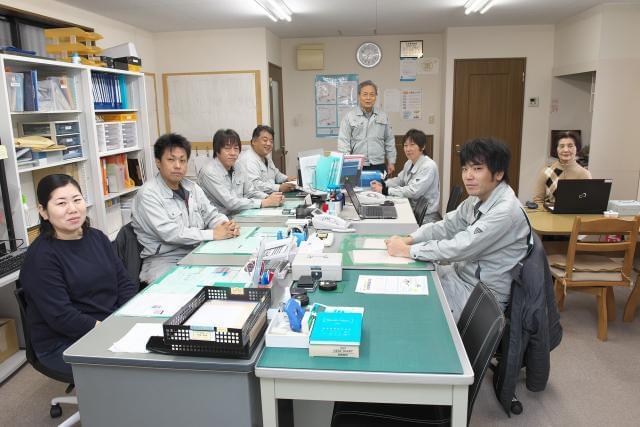 薬をあまり使わず、科学的な検査と管理をもとにした総合的なコンサルテイングを行っている会社です。