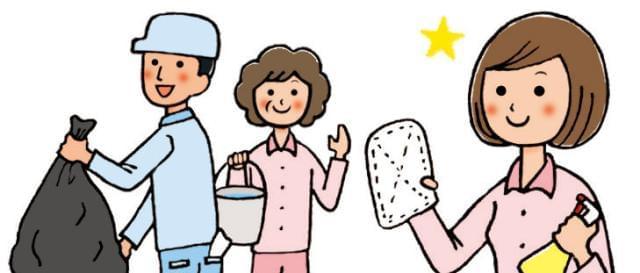 他勤務地でも清掃スタッフ随時募集中◎ お気軽にご相談ください。