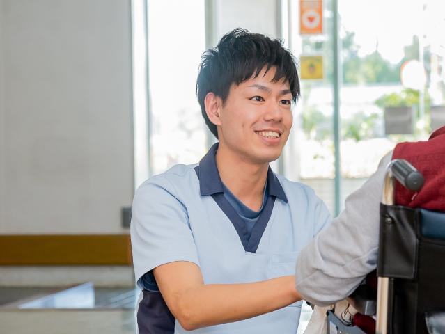 ★職場見学随時受付★ 働くスタッフが和やに働く事のできる施設。だから、ご利用者様も和やかでいられる施設なんです♪